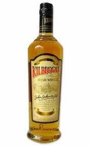 Kilbeggan 1L 40% Blended Irish Whiskey