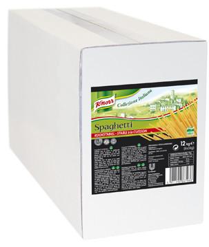 Knorr spaghetti 12kg kookstabiel collezione italia