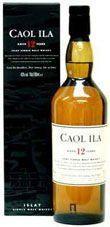 Malt whisky caol ila 12year 70cl 43% islay