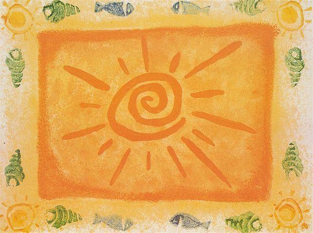 Placemats Sun 31x42cm 500st Tork 474500
