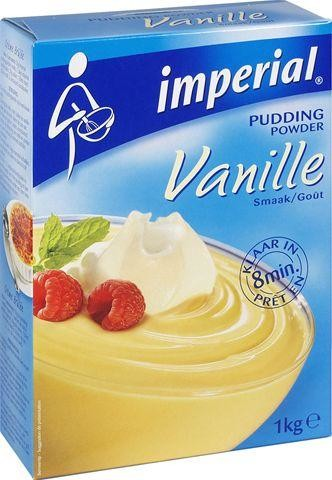 Pudding vanille 1kg imperial