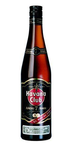 Rum havana club bruin 7year old 70cl 40%