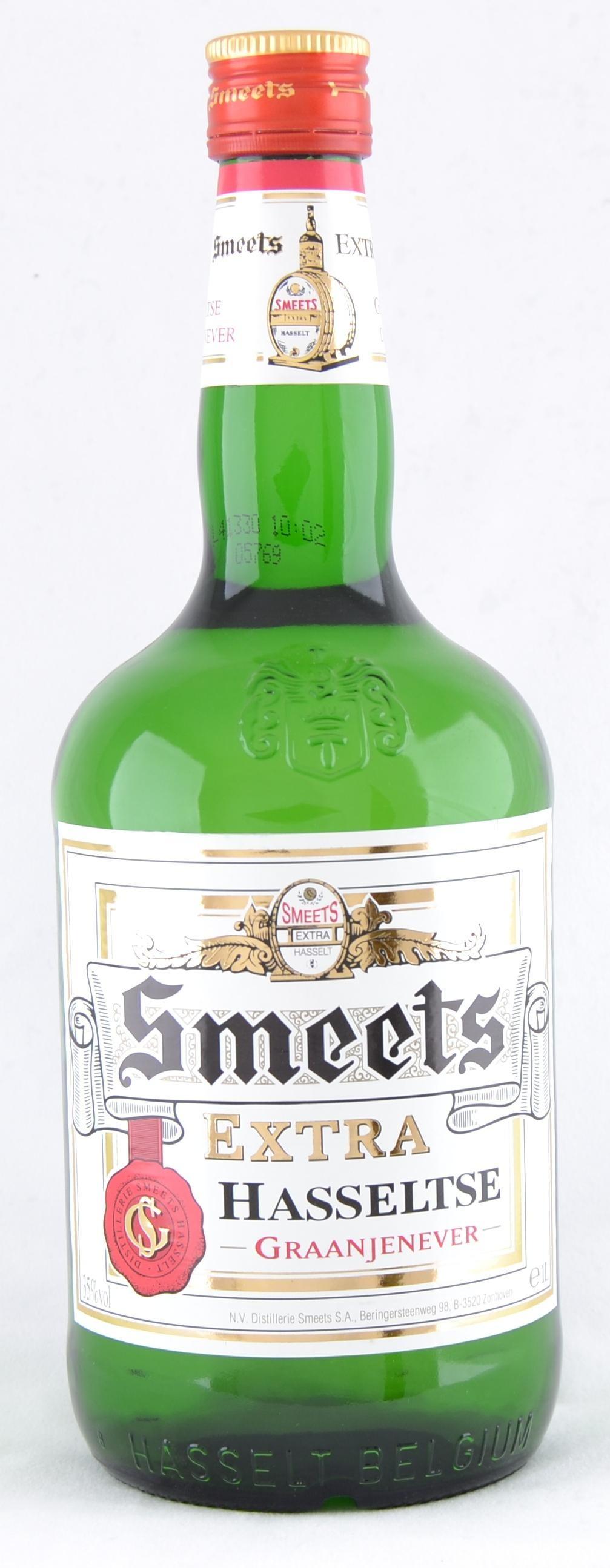 Smeets Extra Hasseltse graanjenever 1L 35%