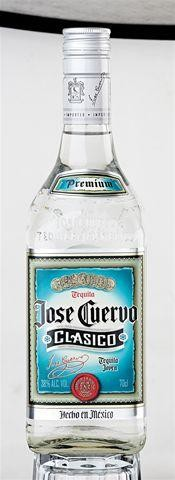 Tequila jose cuervo bianco clasico 70cl 38%