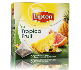 Lipton Thee Tropical Fruit 20st