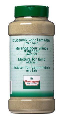 Verstegen lamsvleeskruiden met zout 625gr 1lp