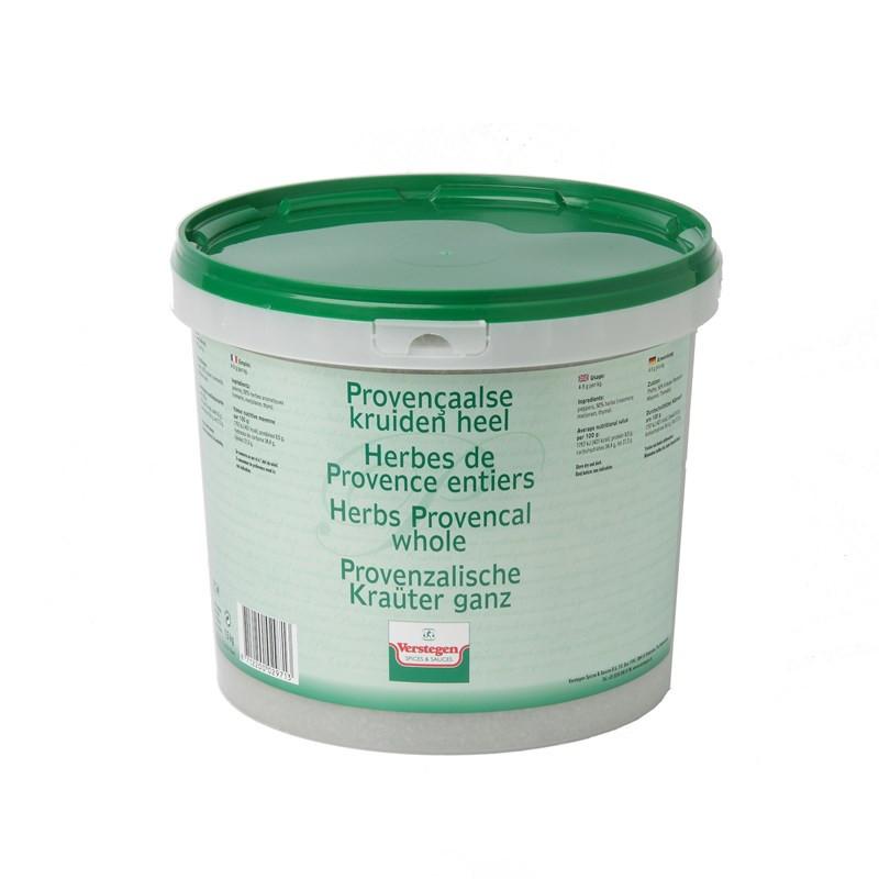 Verstegen Provencaalse kruiden heel 1.5kg emmer