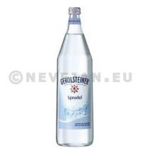 Gerolsteiner Sprudel Water 1L Glazen fles met Statiegeld