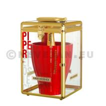 Champagne Piper Heidsieck 75cl Brut + emmer + flightcase