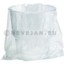 Plastiek Drinkbeker transparant 20cl individueel verpakt 1050st