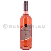 Rose Dornfelder 75cl Wijngoed Monteberg Heuvelland (Wijnen)