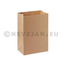 Bakpapier 40x60cm voorgesneden wit 500st saga box