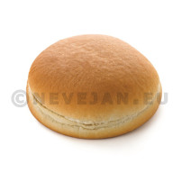 .Hamburger Bun 12cm Naturel 48x89gr Pastridor 2038 Diepvries