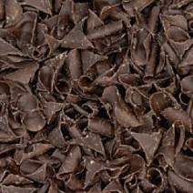 Chocolade bloesem fondant 300gr DV Foods