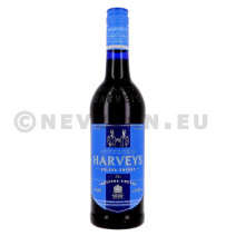 Sherry Harveys Bristol Cream 75cl 17.5% (Sherry)