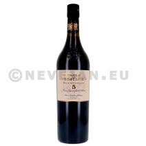 Pineau des Charentes Chateau Beaulon rood 5Year 75cl