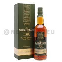 The GlenDronach 1993 Master Vintage 25 Year 70cl 48.2% Highland Single Malt Scotch Whisky