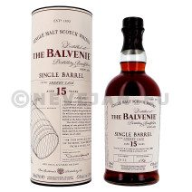 The Balvenie Single Barrel 15 Years 70cl 47.8% Speyside Single Malt Scotch Whisky (Whisky)