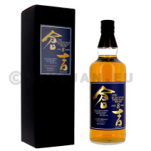 The Kurayoshi 8 Years 70cl 43% Japanese Pure Malt Whisky (Whisky)