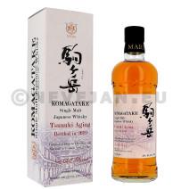 Mars Komagatake Tsunuki Aging 2019 Limited Edition 70cl 56% Japanese Single Malt Whisky (Whisky)