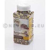 Pidy Meringue crumble met 3 chocolades 575g 1LP