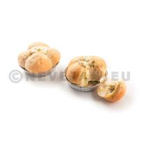Panesco Breekbrood met look 12x150gr 5001280