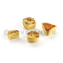 Panesco Mini Savoury Cup Mix 120x20gr 5001770