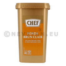 Chef heldere bruine fond 880gr Nestlé Professional (Chef)