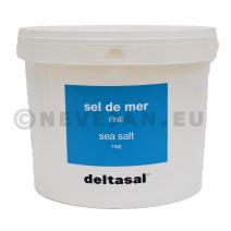 Fijn Zeezout 1kg Deltasal