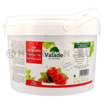 Rode Bessen confituur 4.5kg Valade (Default)