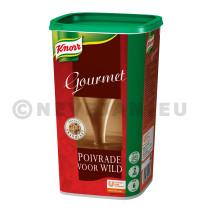 Knorr gourmet saus poivrade wild 1.26kg