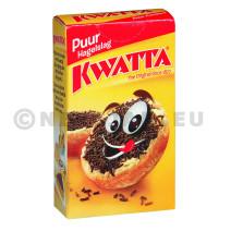 Kwatta chocoladehagelslag 120x20gr portieverpakking
