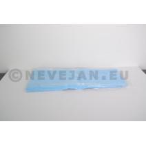 Stofwisdoeken blauw 25x60cm 100st