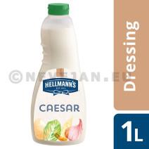 Hellmann's Caesar Dressing 1L knijpfles