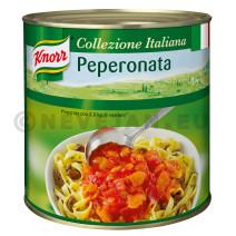 Knorr Peperonata saus 3L Collezione Italiana
