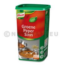 Knorr groene pepersaus poeder 1.3kg