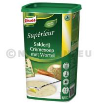 Knorrsoep superieur wortel selderij creme 1.1kg