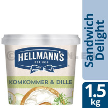 Effi sandwich delight komkomer-dille 1.5kg