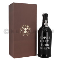 Porto Kopke Late Bottled Vintage 2006 75cl 20% + Luxe Geschenkdoos (Porto)