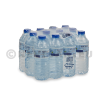 Water cristaline aurele 24x50cl pet