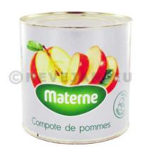 Appelcompote met stukken 6x3l materne