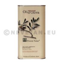 Arbequina olijfolie extra vierge 1L Priorat Natur