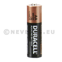 Batterij duracell 1.5v plus aa 24x6+2gratis