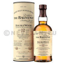 Malt whisky the balvenie 12year 70cl 40% speyside