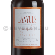 Banyuls Tradition 4 jaar 75cl Domaine Vial-Magneres