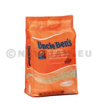 Rijst langkorrel 20min 5kg Uncle Ben's