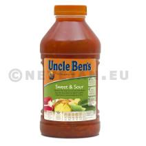 Zoetzure saus 2.3kg 2.5L Uncle Ben's