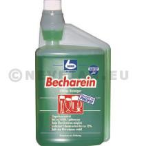 Becharein doseerfles 1L glazenreiniger