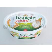 Boursin cuisine 1kg look en fijne kruiden