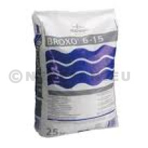 Broxo Zout 6/15 25kg ontkalker/waterverzachter